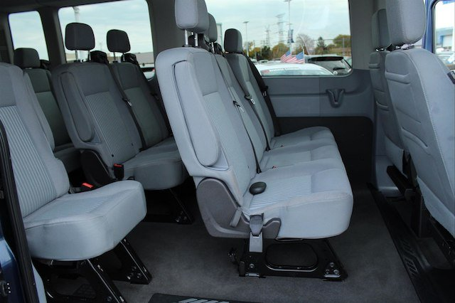 2018 Transit 350 Med Roof 4x2,  Passenger Wagon #X8096 - photo 20