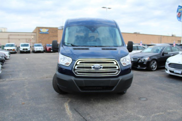 2018 Transit 350 Med Roof 4x2,  Passenger Wagon #X8096 - photo 5