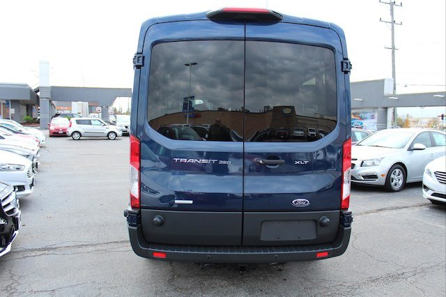 2018 Transit 350 Med Roof 4x2,  Passenger Wagon #X8096 - photo 10