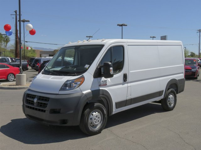 2017 ProMaster 1500 Low Roof, Cargo Van #D172668 - photo 4