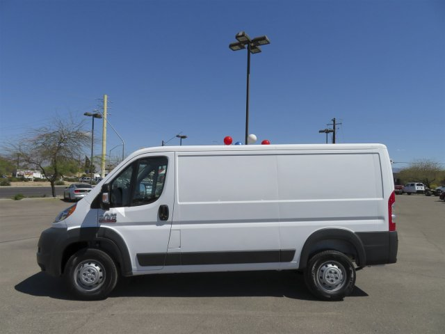 2017 ProMaster 1500 Low Roof, Cargo Van #D172668 - photo 5