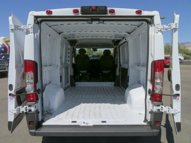 2017 ProMaster 1500 Low Roof, Cargo Van #D172668 - photo 2