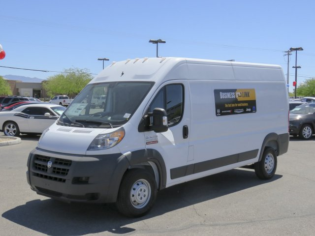 2017 ProMaster 2500 High Roof, Cargo Van #D172669 - photo 4
