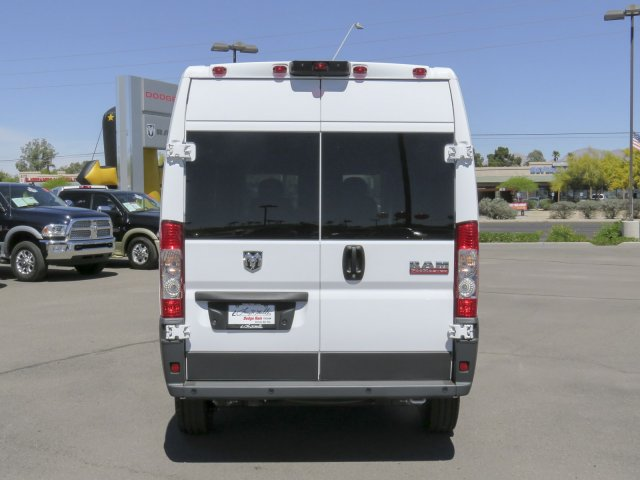 2017 ProMaster 2500 High Roof, Cargo Van #D172669 - photo 7