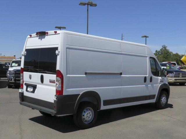 2017 ProMaster 2500 High Roof, Cargo Van #D172669 - photo 8