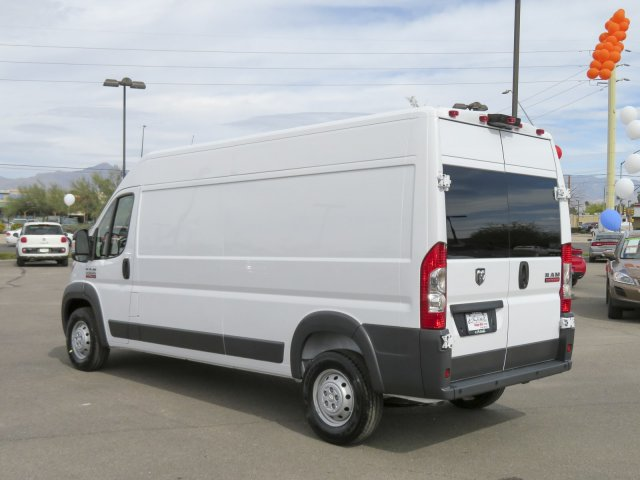 2017 ProMaster 2500 High Roof, Cargo Van #D172670 - photo 6