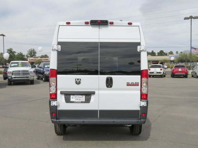 2017 ProMaster 2500 High Roof, Cargo Van #D172670 - photo 7