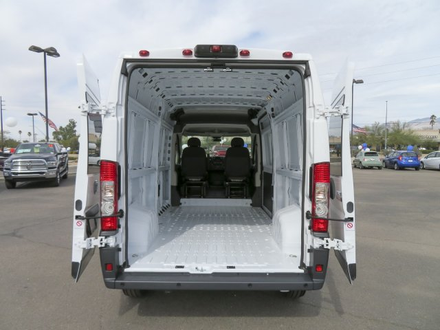 2017 ProMaster 2500 High Roof, Cargo Van #D172670 - photo 8