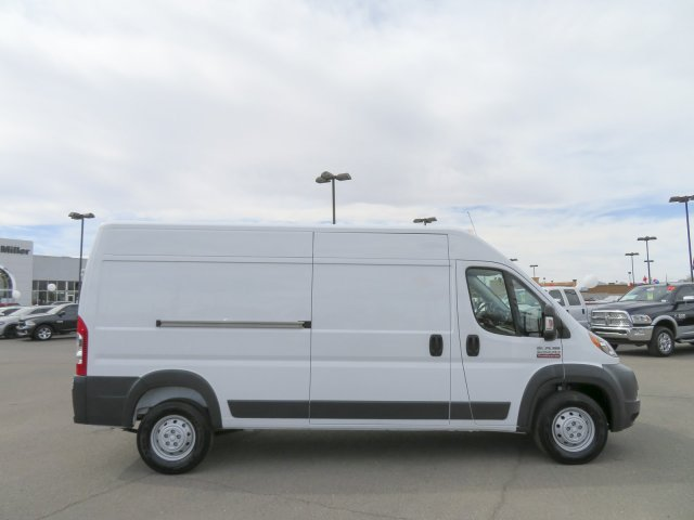 2017 ProMaster 2500 High Roof, Cargo Van #D172670 - photo 9