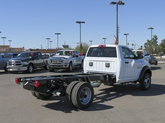 2017 Ram 5500 Regular Cab DRW, Cab Chassis #D172807 - photo 2