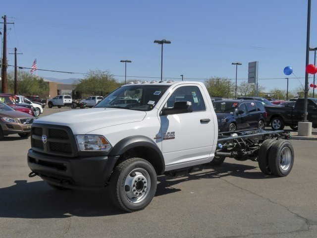 2017 Ram 5500 Regular Cab DRW, Cab Chassis #D172807 - photo 4