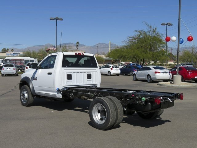 2017 Ram 5500 Regular Cab DRW, Cab Chassis #D172807 - photo 6