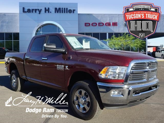 2017 Ram 2500 Crew Cab 4x4, Pickup #D173631 - photo 1