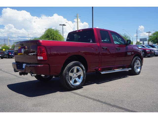 2017 Ram 1500 Quad Cab Pickup #D173637 - photo 2