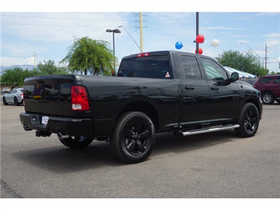 2017 Ram 1500 Quad Cab Pickup #D173785 - photo 2
