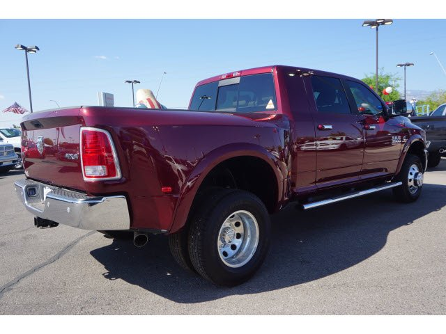 2017 Ram 3500 Mega Cab DRW 4x4 Pickup #D173904 - photo 2