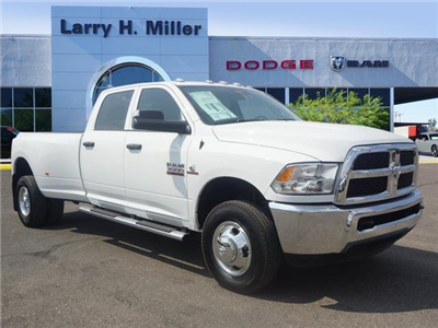 2017 Ram 3500 Crew Cab DRW 4x4 Pickup #D173905 - photo 1