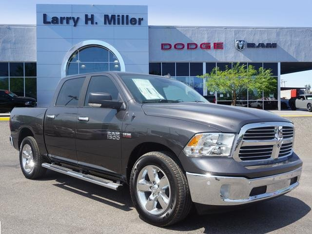 2017 Ram 1500 Crew Cab Pickup #D173937 - photo 1