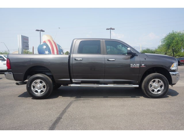 2017 Ram 2500 Crew Cab 4x4, Pickup #D173969 - photo 4