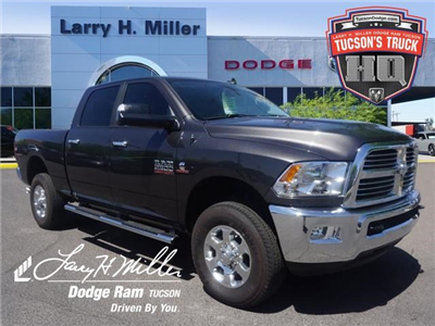 2017 Ram 2500 Crew Cab 4x4, Pickup #D173969 - photo 1