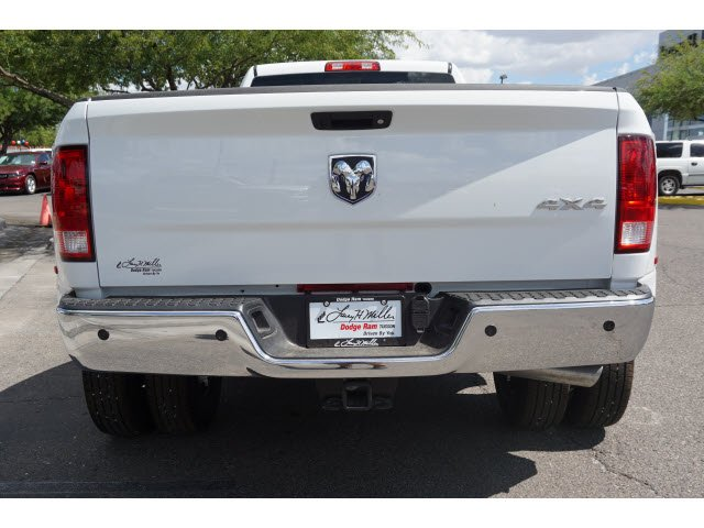 2017 Ram 3500 Crew Cab DRW 4x4, Pickup #D173976 - photo 5
