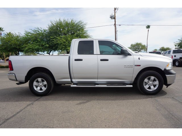 2017 Ram 1500 Quad Cab 4x4, Pickup #D174140 - photo 4