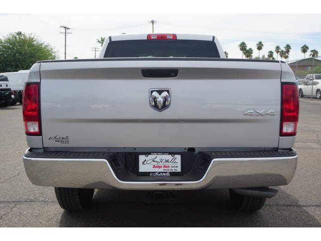 2017 Ram 1500 Quad Cab 4x4, Pickup #D174140 - photo 5
