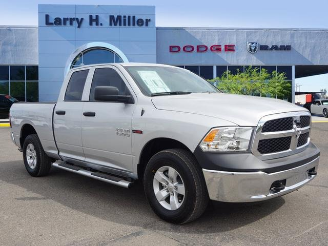 2017 Ram 1500 Quad Cab 4x4 Pickup #D174140 - photo 1