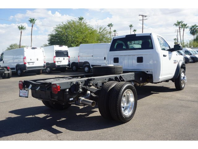 2017 Ram 4500 Regular Cab DRW, Cab Chassis #D174180 - photo 2