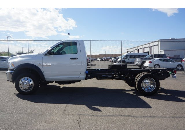 2017 Ram 4500 Regular Cab DRW, Cab Chassis #D174180 - photo 6