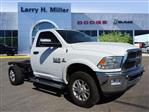 2017 Ram 3500 Regular Cab 4x2,  Cab Chassis #D174260 - photo 1