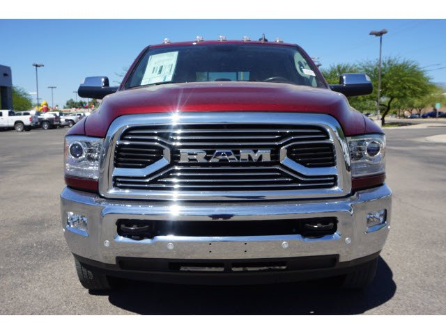 2018 Ram 3500 Mega Cab DRW 4x4, Pickup #D182020 - photo 3