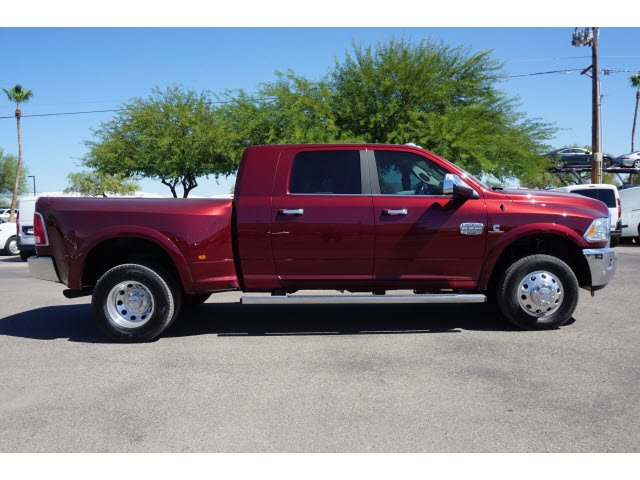 2018 Ram 3500 Mega Cab DRW 4x4, Pickup #D182020 - photo 4