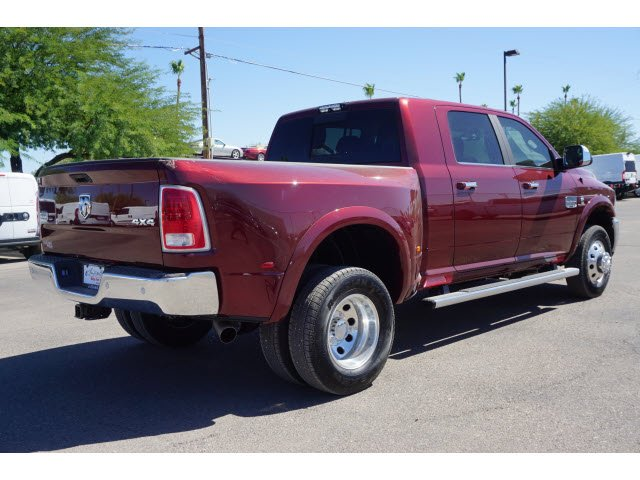 2018 Ram 3500 Mega Cab DRW 4x4, Pickup #D182020 - photo 2