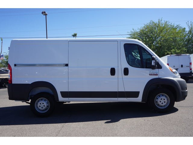 2018 ProMaster 1500 Standard Roof, Cargo Van #D182026 - photo 4