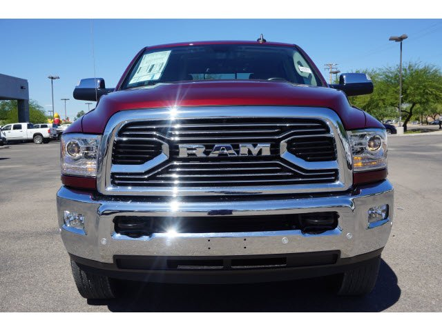 2018 Ram 2500 Crew Cab 4x4 Pickup #D182031 - photo 3