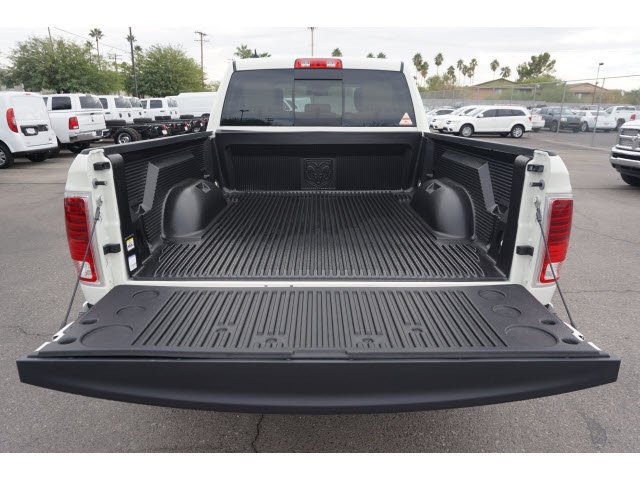 2018 Ram 1500 Quad Cab 4x4, Pickup #D182231 - photo 6