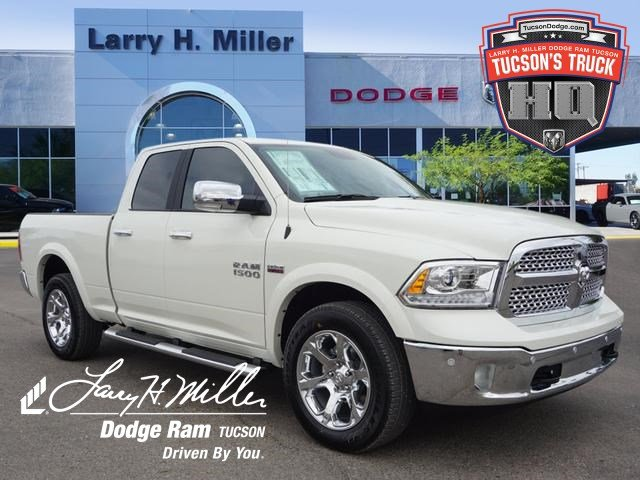 2018 Ram 1500 Quad Cab 4x4, Pickup #D182231 - photo 1