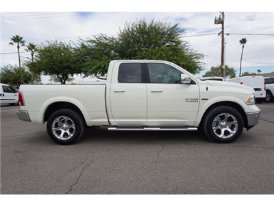 2018 Ram 1500 Quad Cab 4x4, Pickup #D182231 - photo 4