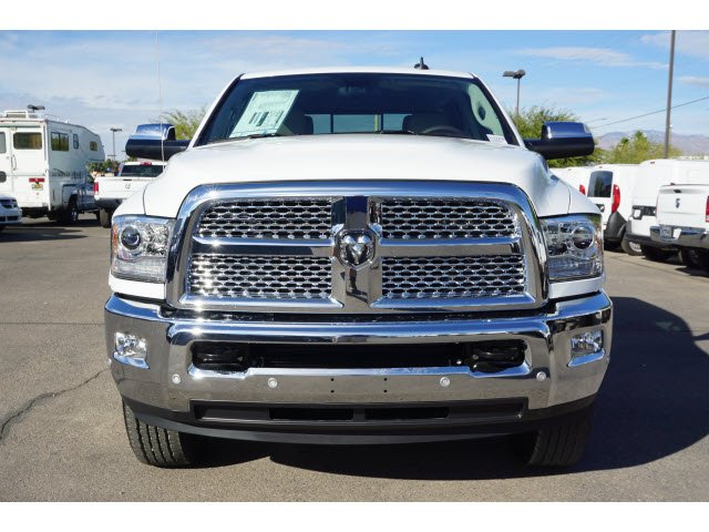 2018 Ram 3500 Crew Cab 4x4, Pickup #D182250 - photo 3