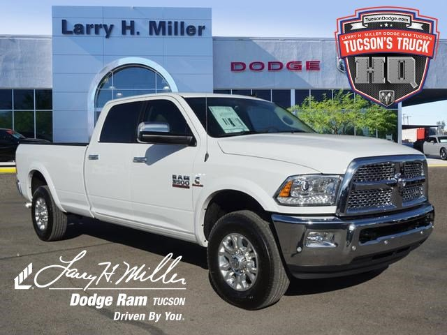 2018 Ram 3500 Crew Cab 4x4, Pickup #D182250 - photo 1
