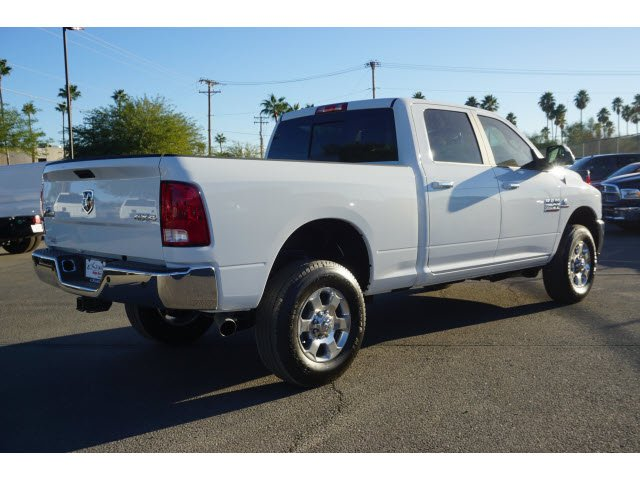 2018 Ram 2500 Crew Cab 4x4, Pickup #D182257 - photo 2
