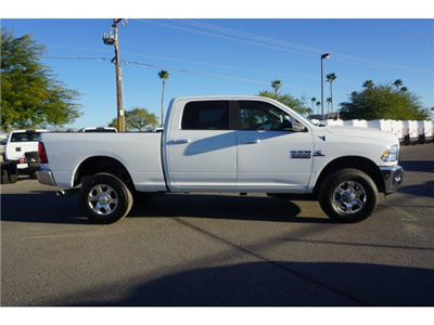 2018 Ram 2500 Crew Cab 4x4, Pickup #D182257 - photo 4