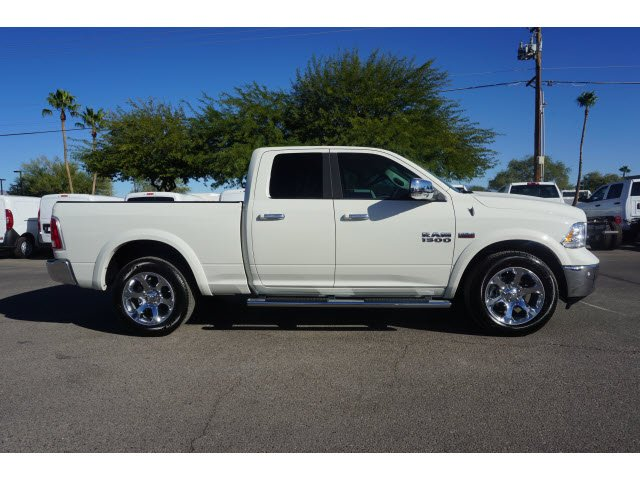 2018 Ram 1500 Quad Cab 4x4,  Pickup #D182260 - photo 4