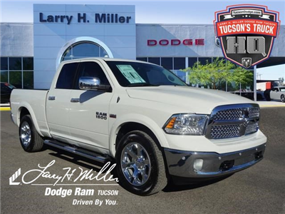 2018 Ram 1500 Quad Cab 4x4,  Pickup #D182260 - photo 1