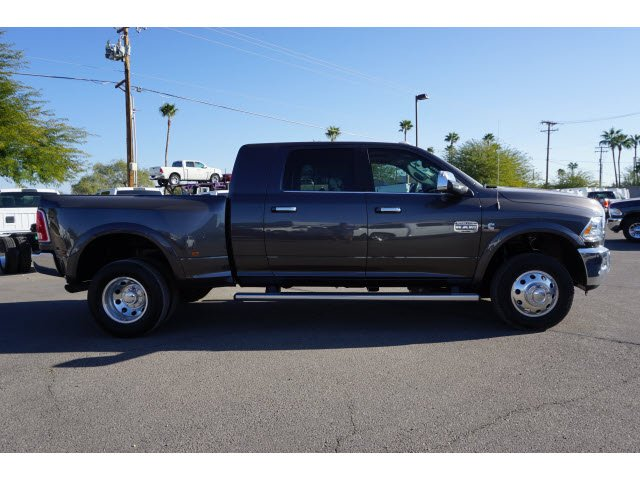 2018 Ram 3500 Mega Cab DRW 4x4, Pickup #D182347 - photo 4