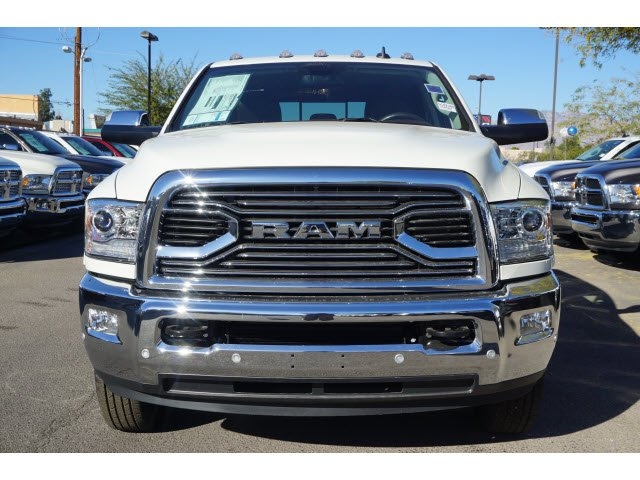 2018 Ram 3500 Mega Cab DRW 4x4, Pickup #D182348 - photo 3