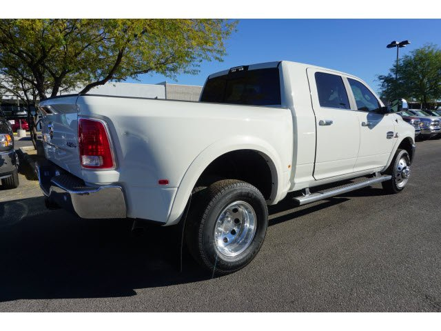 2018 Ram 3500 Mega Cab DRW 4x4, Pickup #D182348 - photo 2