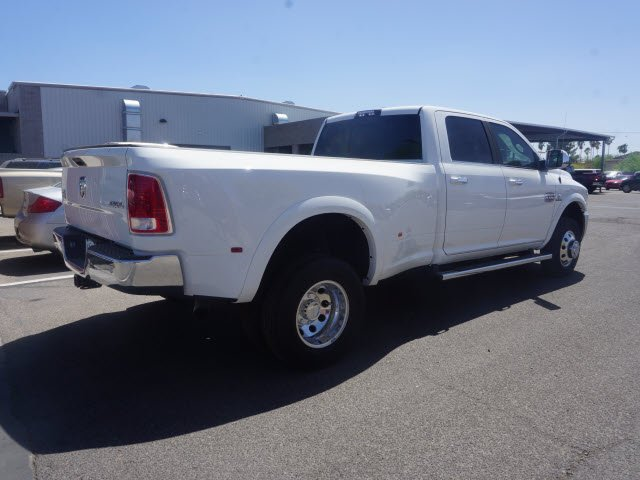 2018 Ram 3500 Crew Cab DRW 4x4, Pickup #D182349 - photo 2