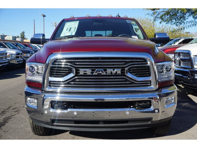 2018 Ram 3500 Mega Cab DRW 4x4, Pickup #D182371 - photo 3